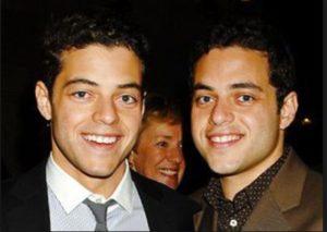 ラミマレック(ラミ・マレック)と双子の弟のサミマレック(サミ・マレック)