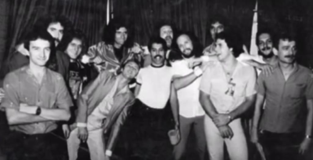 ポール・プレンター(ポールプレンター)とフレディマーキュリーやクイーンのメンバー