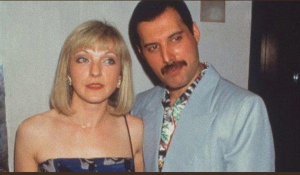 メアリーオースティン とフレディマーキュリーの写真(画像)